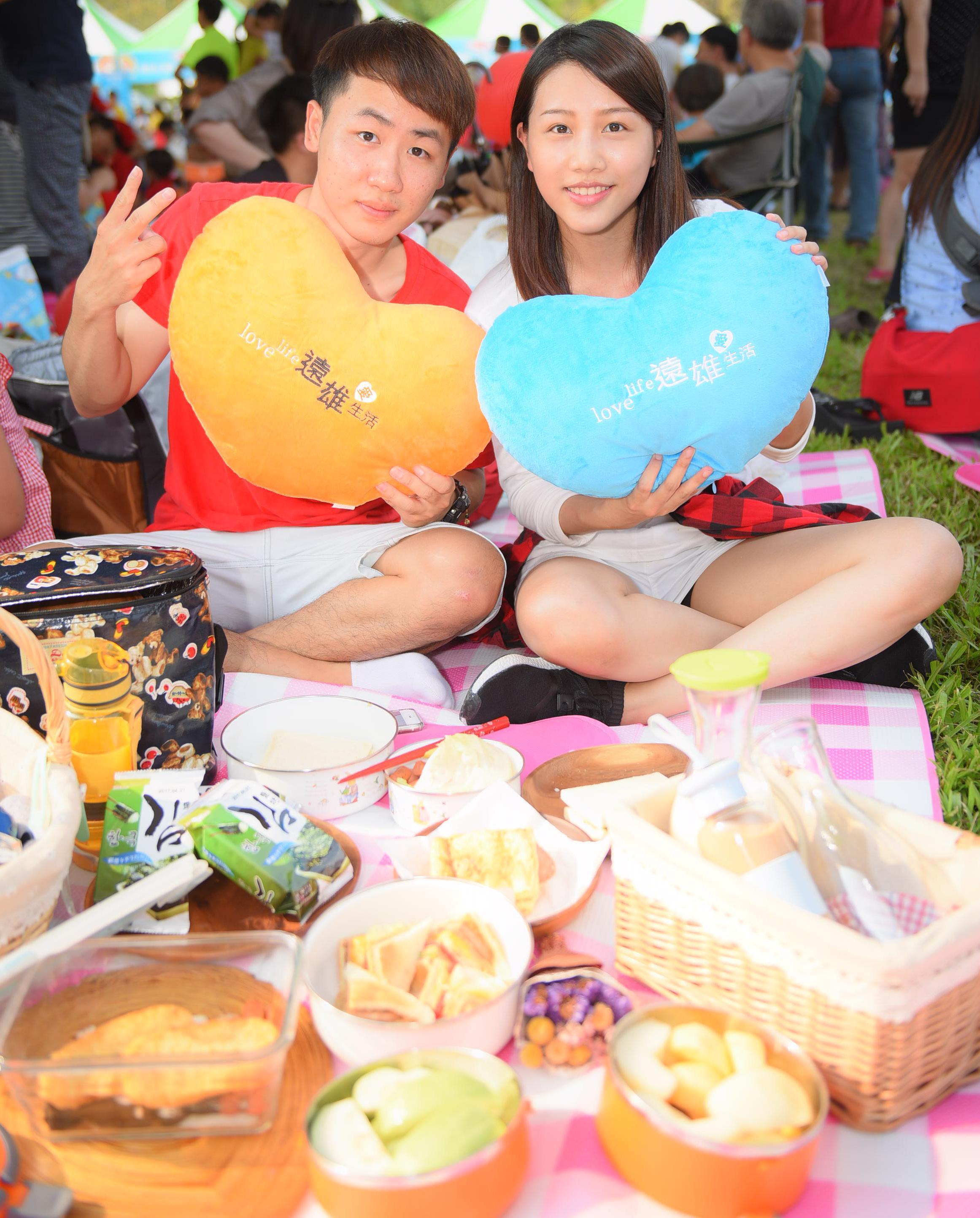 「你野趣‧我也去」遠雄人壽家族野餐日