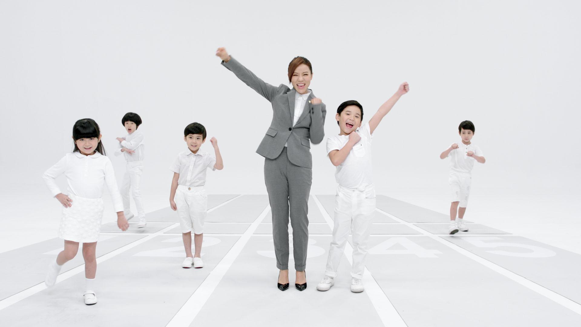 三商美邦「守護未來」全新公益形象廣告上映