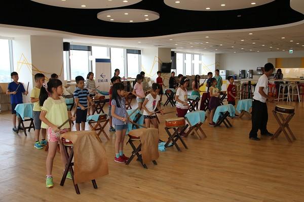 全球人壽 以人為本 幸福企業 獨創親子夏令營