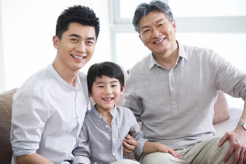 全球人壽安鑫照護專案幫3族群父親扛起愛與責任