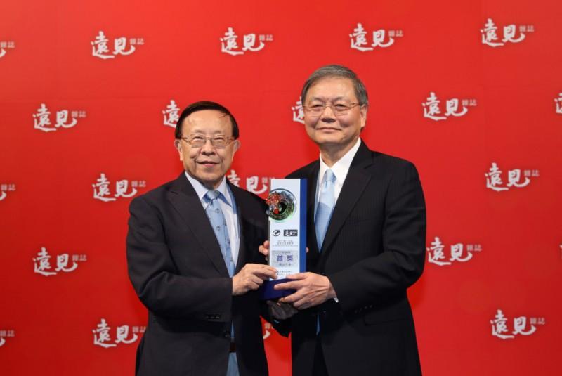 南山人壽榮獲「遠見五星服務獎」人壽保險業第一名